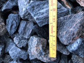 Crushed stones 31,5-63mm